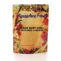 Alpine Aire Foods  Black Bart Chili with Beef an Beans Serves 2