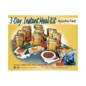Alpine Aire Foods  3 Day Meal Kit 10 Pouches