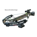 "Barnett Predator-Quiver 3-22""Arrows with 4X32 scope"