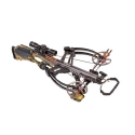 Barnett Vengeance Pkg Camo with Quiver,Arrows,Scope, RCD 78205