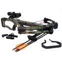 Barnett Raptor FX Pkg-Quiver,3 Arrows,RCD and Scope 78635