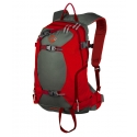 Mammut Freeride 25L Smoke Fire