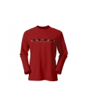 Mammut Tuff Long sleeve Red Earth