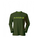 Mammut Tuff Long sleeve dark olive