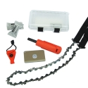 Ultimate Survival Deluxe Survival Kit Clear Orange 300-0048-001
