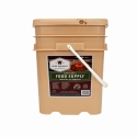 Wise Foods Entree Only Grab and Go Bucket 120 Serving