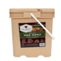 Wise Foods Breakfast and Entree Grab and Go Bucket 56 Serving