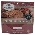 Wise Foods Teriyaki Chicken with Rice 2 Serving Pouch