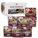Wise Foods Wise Favorites 7 Pouches